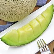 향긋한 풍미와 달콤함을 자랑하는 머스크메론 2.8kg, 8kg 선택 [자연두레] 이미지