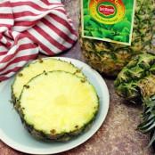 새콤달콤 맛있는 델몬트  파인애플 대과 3.2Kg (2입) [자연두레] 이미지