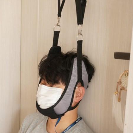 [넥픽스] 목견인기 치료기 마사지 (일자목 척추협착증) 이미지