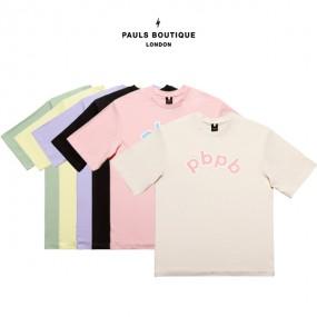 [폴스부띠끄] PBPB(피비피비) 티셔츠 반팔 모음(6종 중 택1) 이미지