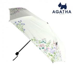 아가타 3단슬림 우양산 바람꽃 이미지