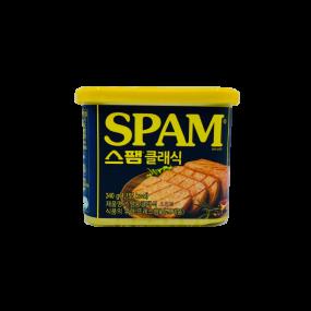 [아자마트][행사]햄은역시  CJ 스팸 클래식 340g 이미지