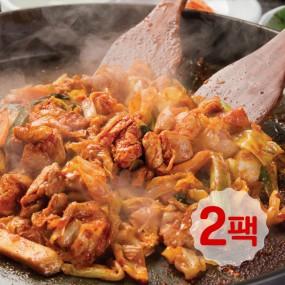 간편밀키트 춘천식닭갈비 720g, 2팩 SET 이미지