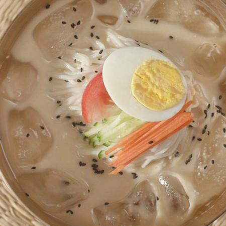 국산콩으로 만든 진짜 콩국수 5인분 /6인분 (감자전3 장 증정)