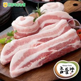 [안양축협]국산돼지 삼겹살 500g 이미지