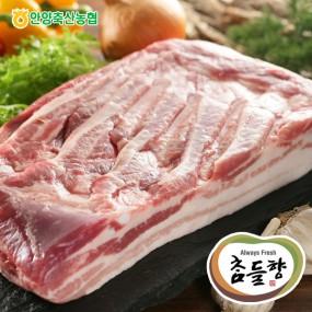 [축협]국산돼지 삼겹살 보쌈용 500g 이미지