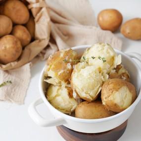 분이 폴폴 포슬포슬 무농약 두백 감자 5kg(대/특) 이미지
