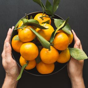 상큼한 자연의 맛, 제주 하우스 감귤 3kg(20과 내외) [키노팜] 이미지
