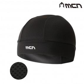 MCN 차콜 쿨 이펙트 스컬캡 자전거모자 이미지