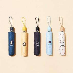 [핑구] 3단 완전 자동우산 (양산 겸용) 5종 이미지