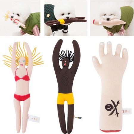 스니프 강아지 장난감