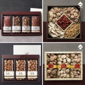 [추석PICK] 21년 추석 버섯&견과 선물세트 이미지