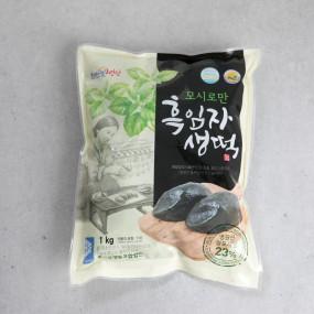 [추석PICK]영광 모시송편 흑임자 생떡 400g 10봉 이미지