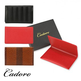 CADORO(카도로) 천연소가죽 카드명함지갑 택1 이미지