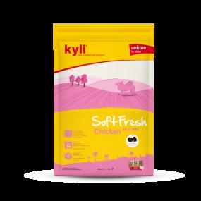[PETZEBA] 카일리 세이모이스트 치킨 도그 / 강아지 사료 1.5kg 이미지