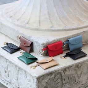 [이나이나 뉴욕]  가방에 걸 수 있는 카프카 카드지갑 - 7 색상 이미지