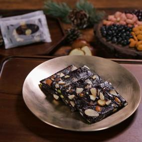 [착한떡] 영양가득 흑미모듬떡 총 30개입 (45gx30개) 이미지