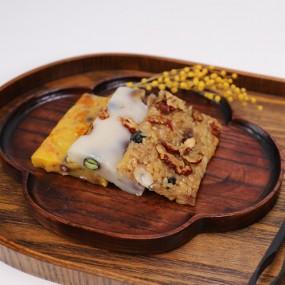 [착한떡] 영양3종찰떡세트1.35kg (45g x 30개)(모듬떡, 호박모듬떡, 대추약식30개) 이미지