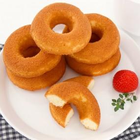 [정오의 특가]오븐에 구운 도너츠♪ (기본 버터맛/레몬케이크/초코 바나나빵) 이미지