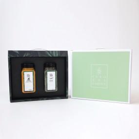 [딜리셔스마켓] 향신료 2종 선물세트(로즈마리 터머릭) 이미지