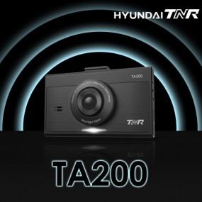 [현대티앤알] 전/후방 HD 2채널 블랙박스 TA200 32G 이미지
