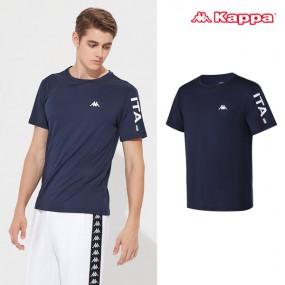 [카파] NEW 남성 쿨 썸머 언더셔츠 1종 네이비 이미지