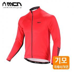 MCN 루버 자전거기모져지 겨울자전거옷 자전거의류 이미지