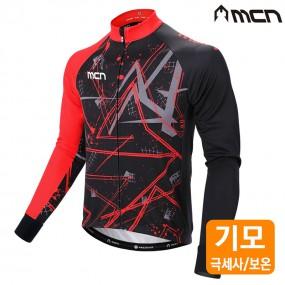 MCN 갤러해드 자전거기모져지 겨울자전거옷 이미지