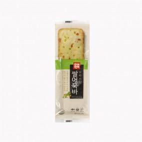 [미보부산어묵] 담백한 쌀어묵바 오리지날 72g 이미지