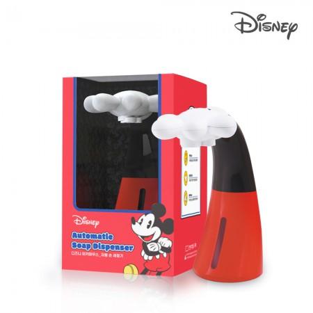[정오의 특가]★귀여워~~소장각!★[디즈니] 미키마우스 자동 핸드워시 손세정제 디스펜서 + 전용 세정액 세트 이미지