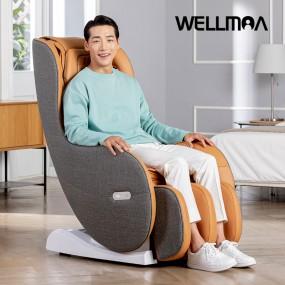 웰모아 샤이 HCW-B5000 고급형 소형 미니 컴팩트 안마의자 / 설치무료 / 무상A/S 1년 이미지