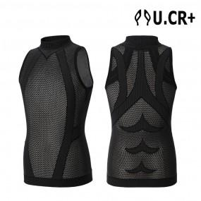 UCR+ 3D매쉬 컴프레션웨어 나시 뱀부 테이핑 자전거 스포츠 이미지