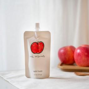 뚜띠프루티 나는 사과에오 사과즙 120ml x 30포 건강한 착즙 100% 무첨가 이미지