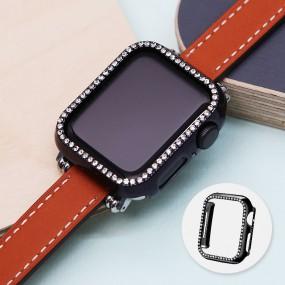 발렌티노루디 VAC101-BK 애플워치 큐빅 케이스 6 5 4 3 2 1 SE 세대 40 42 44mm 이미지