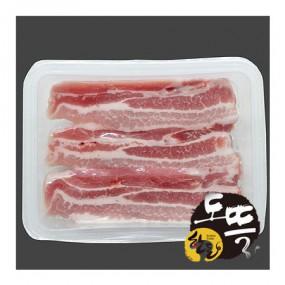 [도뜰  한돈] 파머스팩 냉장 돈 삼겹살 800g 모음(구이,에어후라이어,수육용) 이미지