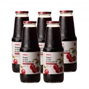 오데로 몽모랑시 타트 체리 주스 음료 NFC 착즙 1Lx5 이미지