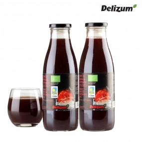 델리줌 유기농 NFC 착즙 석류 음료 주스 건강 750mlx2 이미지