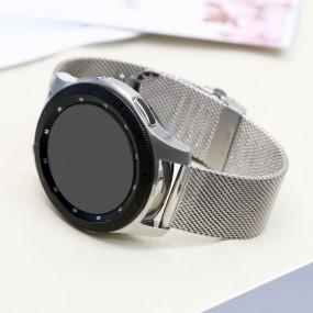 발렌티노루디 VRG104-WT 갤럭시워치 3 S3 클래식 프론티어 고급형 메쉬밴드 스트랩 22mm 이미지