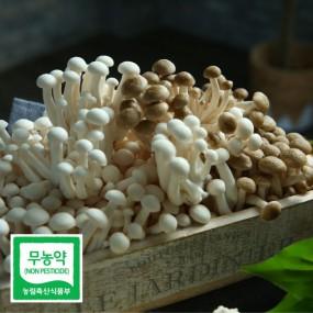 무농약 만가닥버섯 150g 이미지