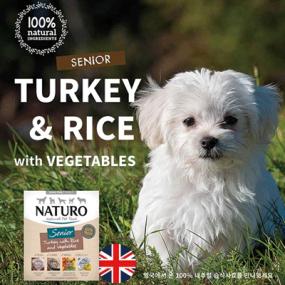 네추로 시니어 칠면조+현미+야채 영국산 강아지 영양습식사료 이미지