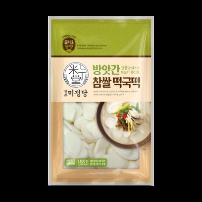 [아자마트] [CJ] 미정당 방앗간참쌀떡국떡 1kg 이미지
