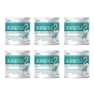 [일동후디스] 초유밀플러스 2단계 6캔