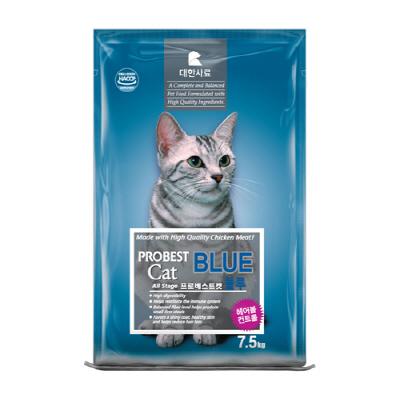 대한 프로베스트캣 블루 7.5kg 고양이사료