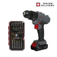 [스위스 밀리터리]  리튬이온 12V 전동 햄머드릴 이미지