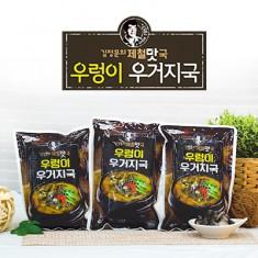 김정문의 우렁이우거지국 650g * 5팩 이미지