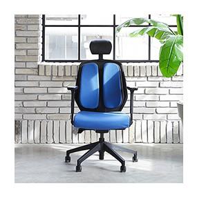 듀오백 D2A 05HBDA-S 패브릭 의자 이미지