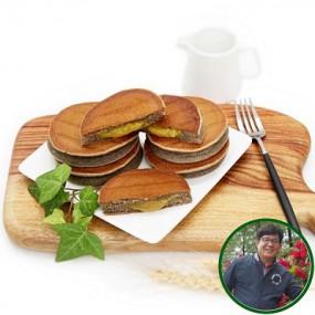 [홈쇼핑 히트상품]영광찰보리  천년의빵(40개)+아이스찰보리빵(30개) 이미지