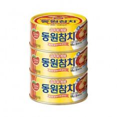 [아자마트][동원]김치찌개용 참치 150g*3 이미지