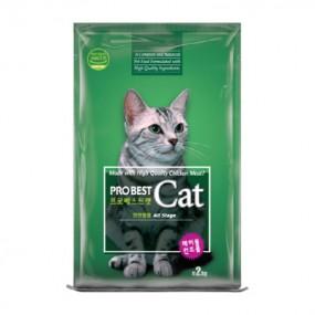대한 프로베스트캣 2kg 고양이사료 이미지