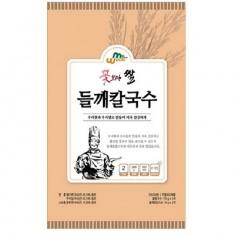 [우리밀] 꽃보다쌀 들깨칼국수 +들깨수제비 이미지